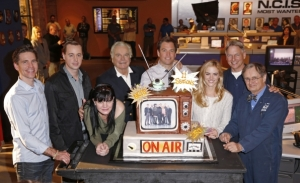 NCIS crew courtesy CBS
